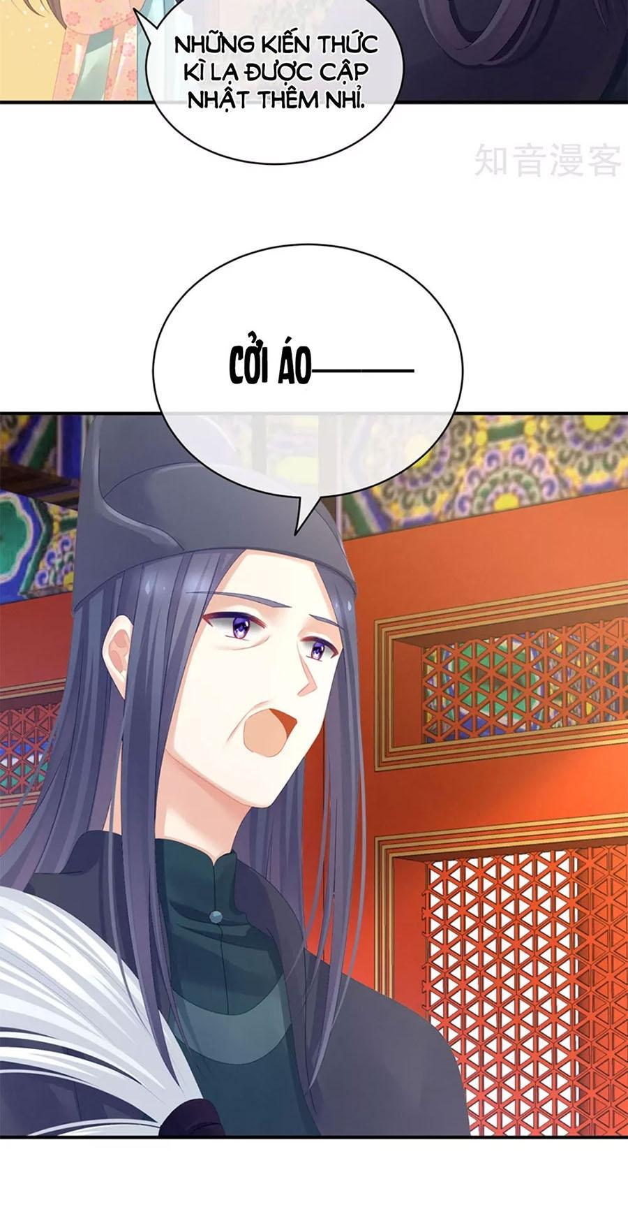 Hậu Cung Của Nữ Đế chap 112 - Trang 7