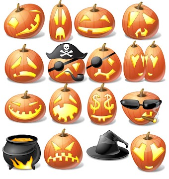 Halloween Icons 05 by www.icons-land.com