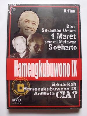 Hamengkubuwono IX; Benarkah Anggota CIA?