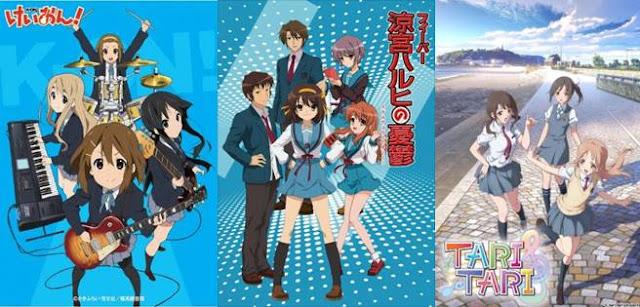 rekomendasi Anime School Terbaik yang Paling Bagus dan Wajib Ditonton