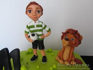 bolo sporting leão