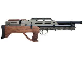 Contoh senapan Bullp-up