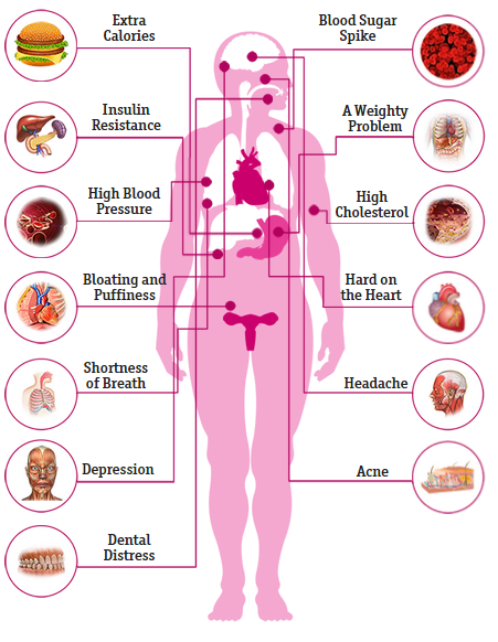 karangan: THE EFFECTS OF FAST FOOD ON THE BODY