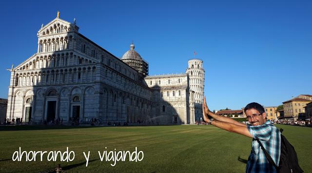 Italia torre de pisa