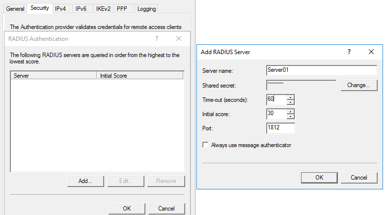 Checkpoint Remote Access Vpn With Radius Authentication