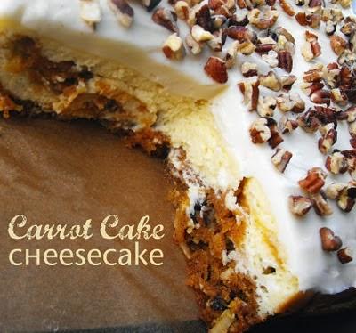 Carrot Cake Cheesecake Missie S Kitchen