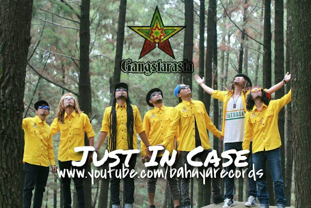 "Gangstarasta Rilis Video Klip ""Just In Case"""