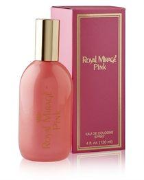 Royal Mirage 120 ml Pink Perfume 4 fl.oz.