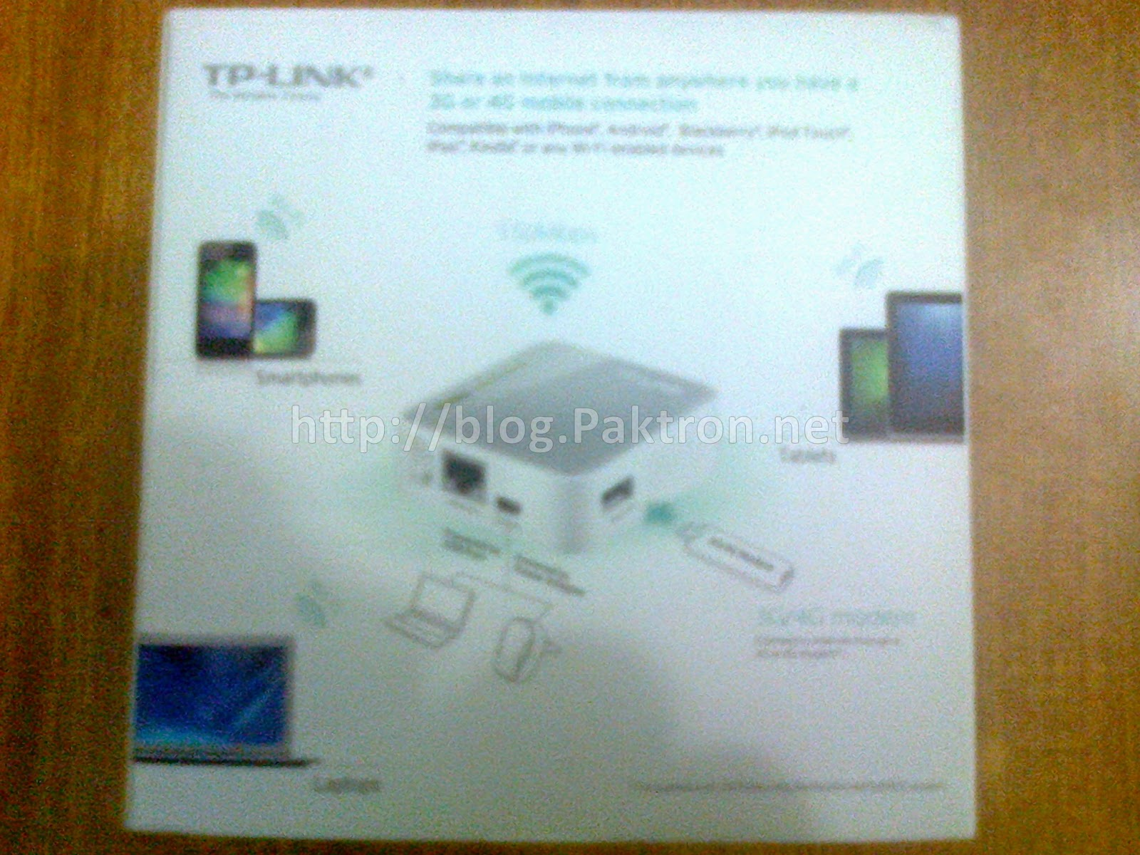 4G Router TL-MR 3020