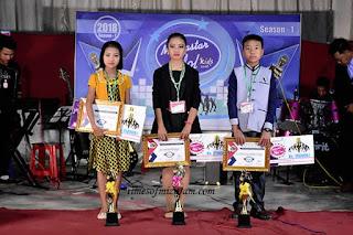 Mediastar Idol Kids 2018