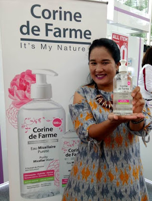 Corine de Farme Purity Micellar Water