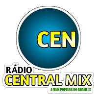 Web Rádio Central Mix de Centralina MG