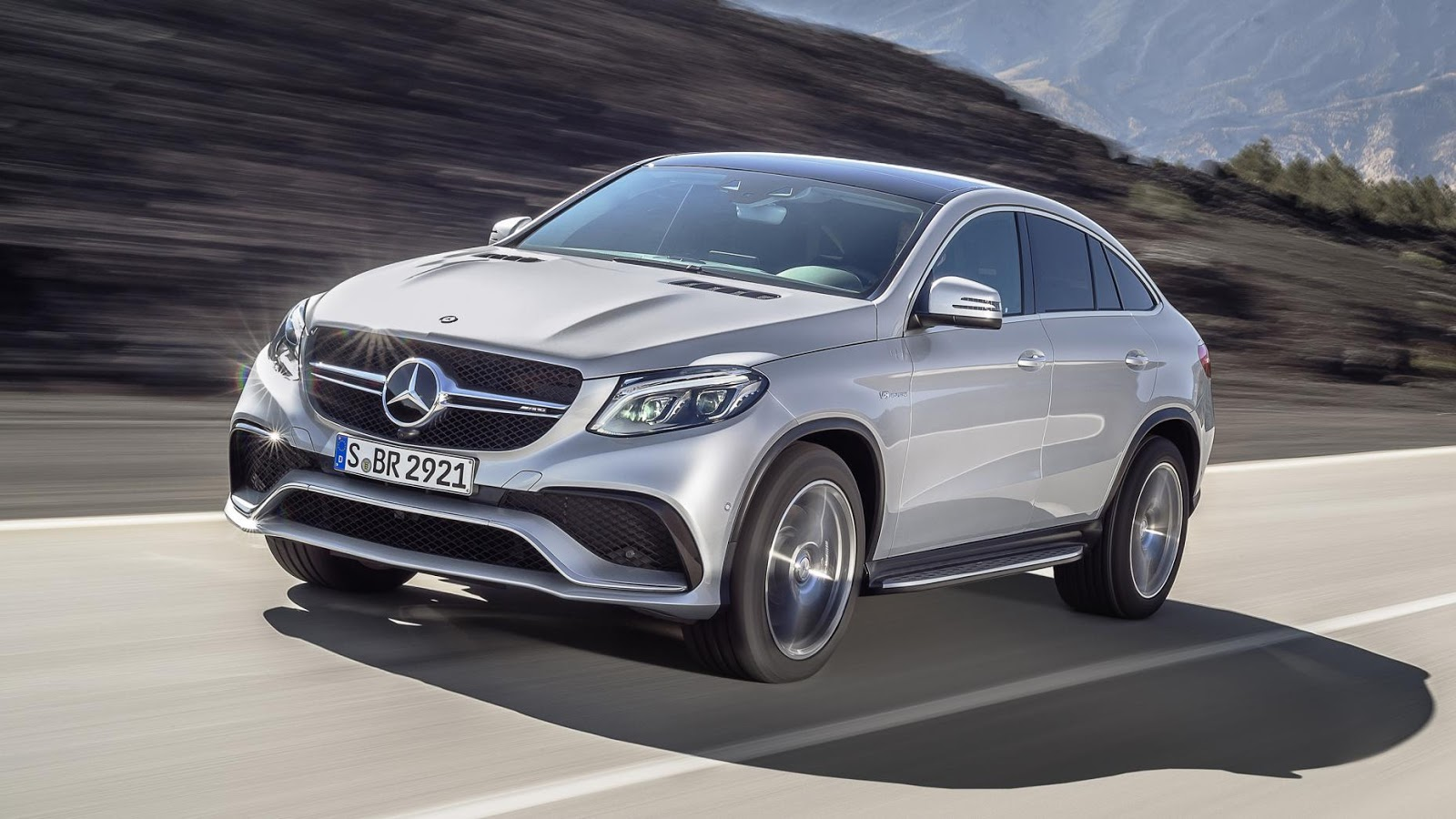 Mercedes-AMG GLE63 / Coupe