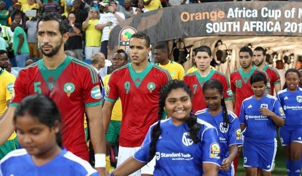 مشاهدة مباراة المغرب وتوجو بث مباشر