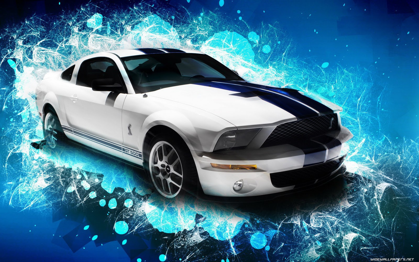 Cool Cars Wallpaper: Cool Mustang Wallpaper