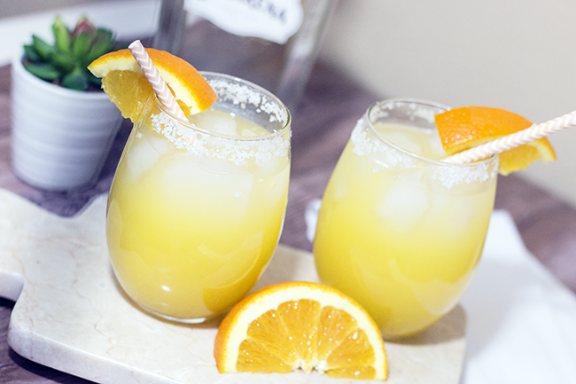 Citrus Orange Margarita