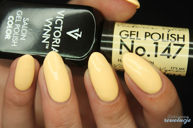 Victoria Vynn Gel Polish - 147 Hawaii Beach