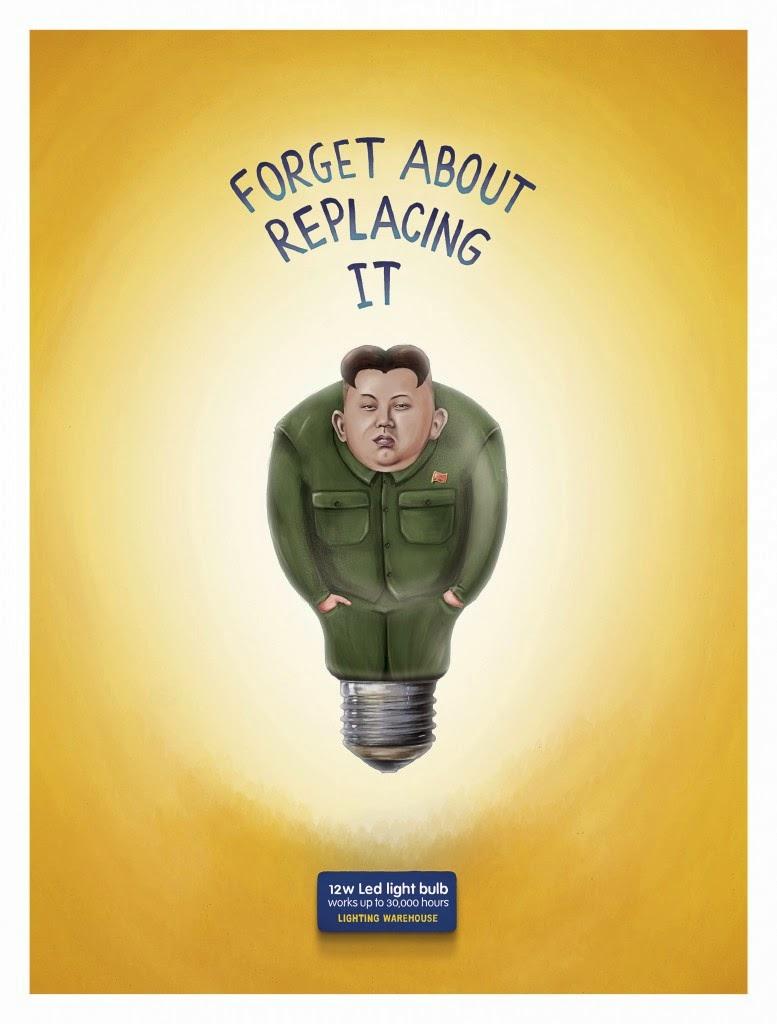 Kim Jong-un  de  Corea del Norte.
