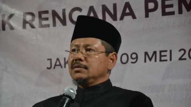 Dituding Terkait dengan ISIS, Jubir HTI (Ismail Yusanto) : Pak Wiranto Berhentilah Memfitnah Hizbut Tahrir