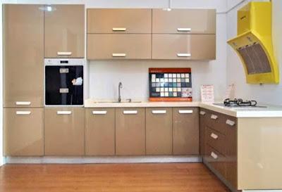 Tips Memaksimalkan Ruang Dapur Yang Sempit