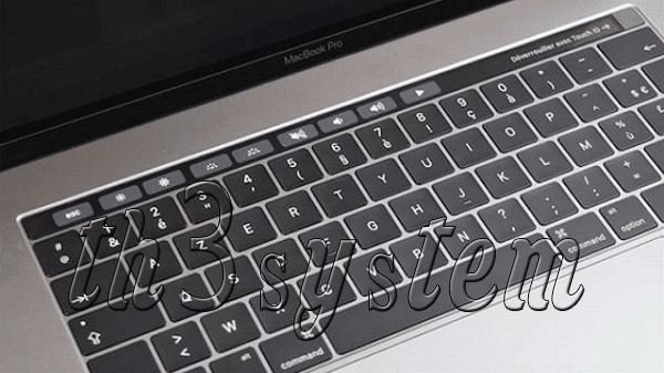 A new keyboard from Apple is the first worldwide resistance to dust and dust and liquids
