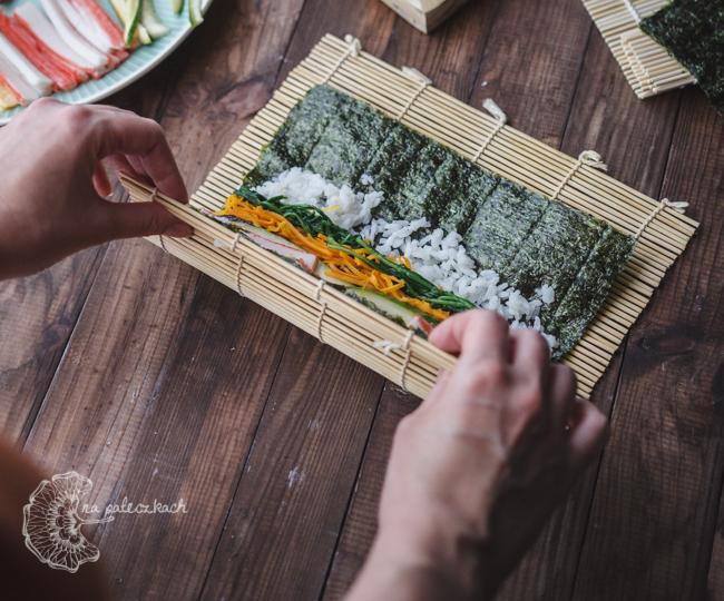 rolka ryżowa