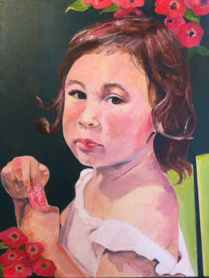 Portrait Painting Children