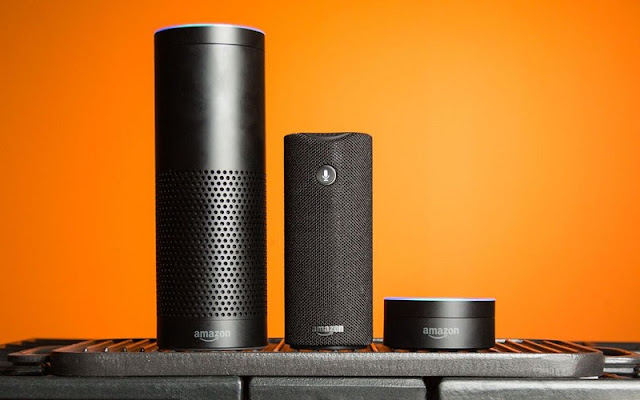Review Echo from Amazon