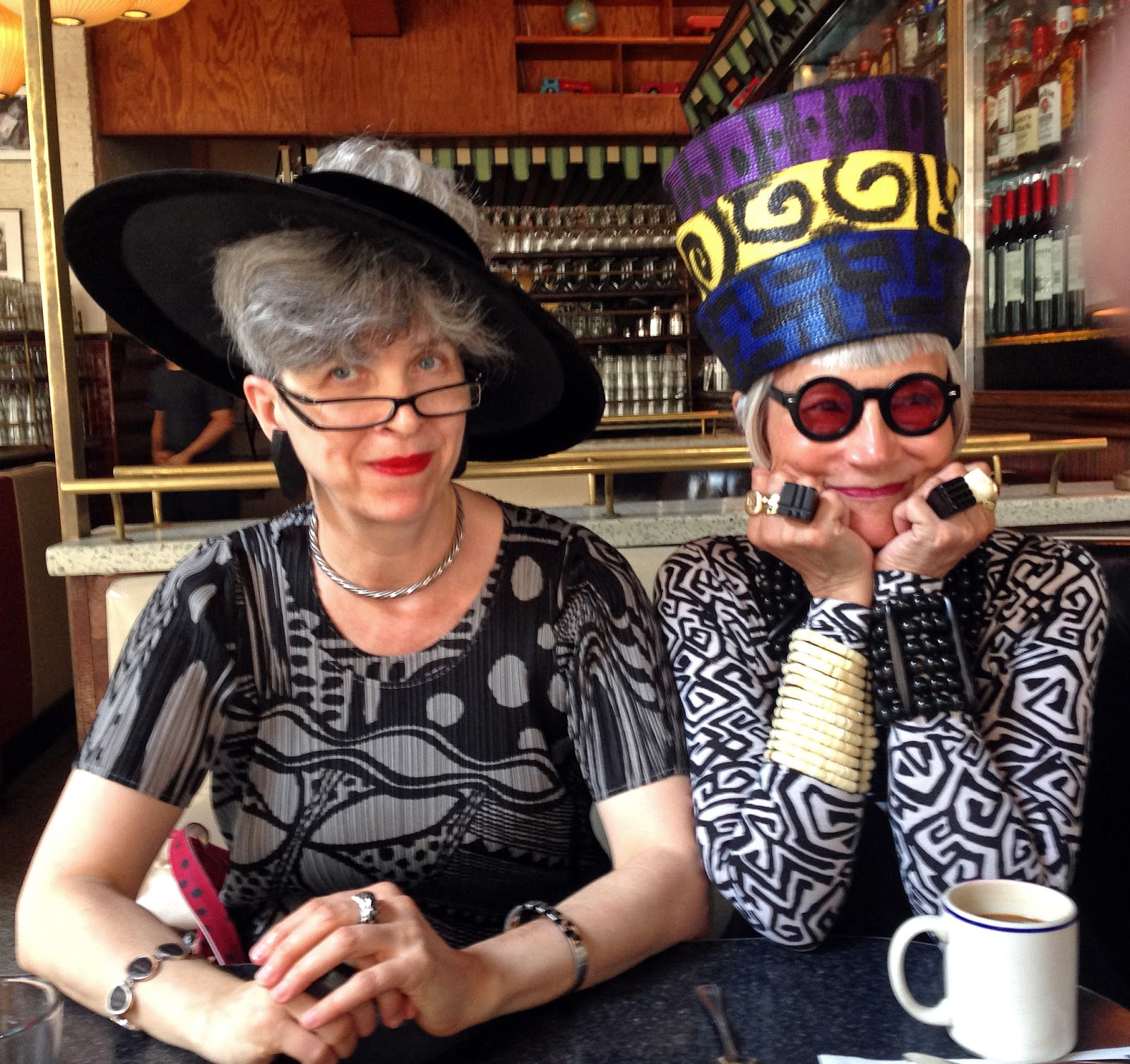 Valerie Idiosyncratic Instagram Rubin: Idiosyncratic Fashionistas: 40+ Style Comes To New York