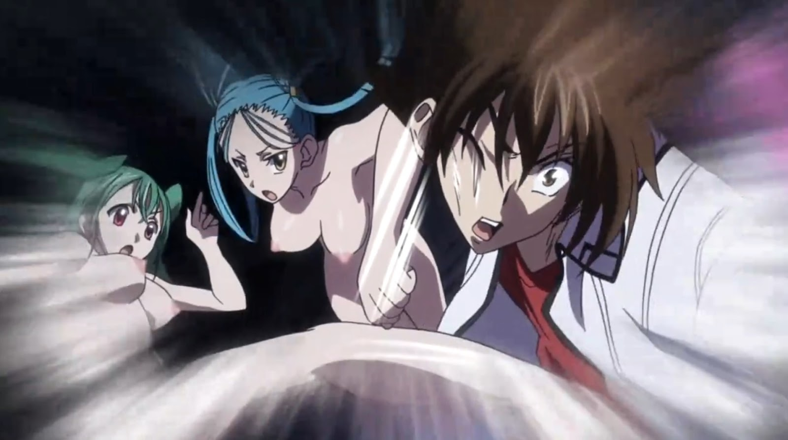 HighSchool DxD BorN Episodio 08