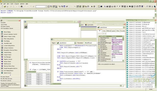 Phần mềm Visual FoxPro 9.0