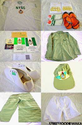 Nysc Orientation camp kit