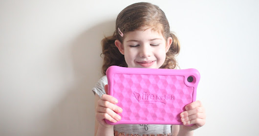 A Review Of The Amazon Fire 7 Tablet For Kids