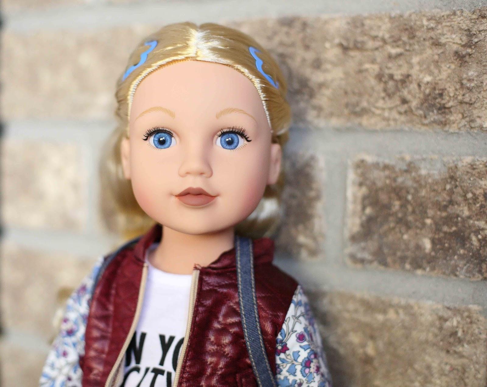 My Journey Girls Dolls Adventures: Journey Girls Blue