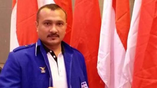 Ketua DPD Demokrat Maluku Utara Dukung Jokowi-Ma'ruf, Ferdinand: Mungkin Karena Terpaksa