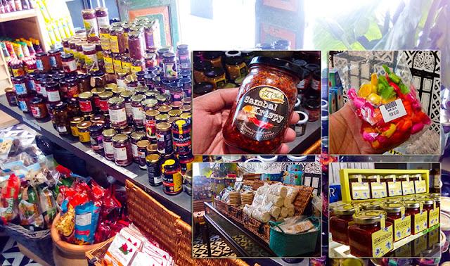 Puding Raja Pekan - Food market