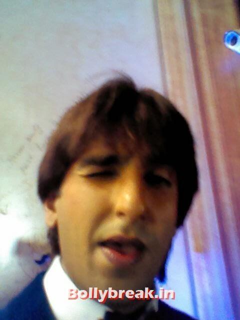 Ranveer Singh, Bollywood Celebs Selfies from Star Screen Awards - Actresses & Actors
