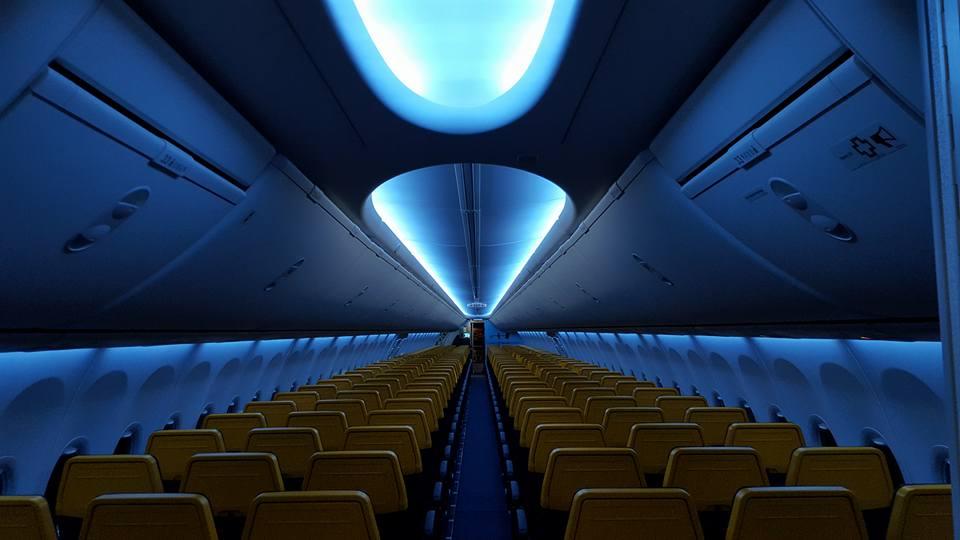 Superior Image Of Ryanair Sky Interior Courtesy Of Adam Kasza