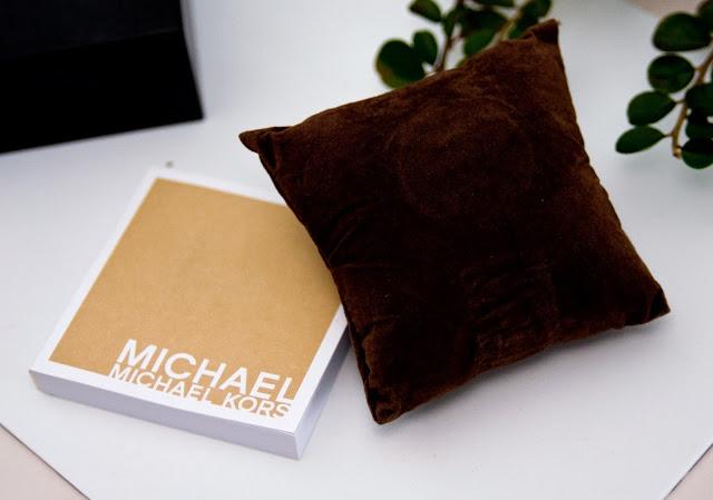 real zegarek Michael Kors