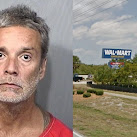 Florida Man Threatens Man With Machete To Go Steal Beer From Walmart