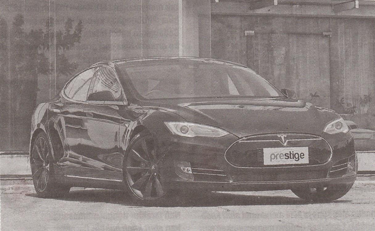 Mobil Tesla Model S