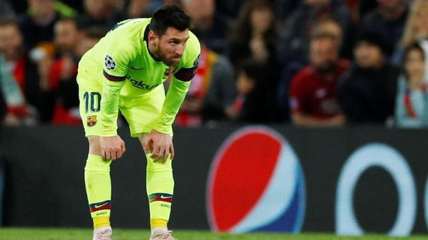 Leo Messi Tidak Pernah Membobol Gawang Kiper Valencia 2019