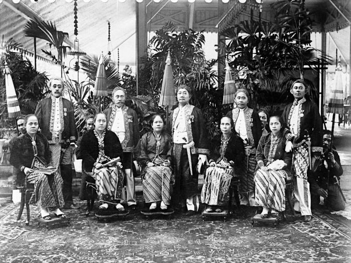 Foto Orang Sunda Jaman Dulu