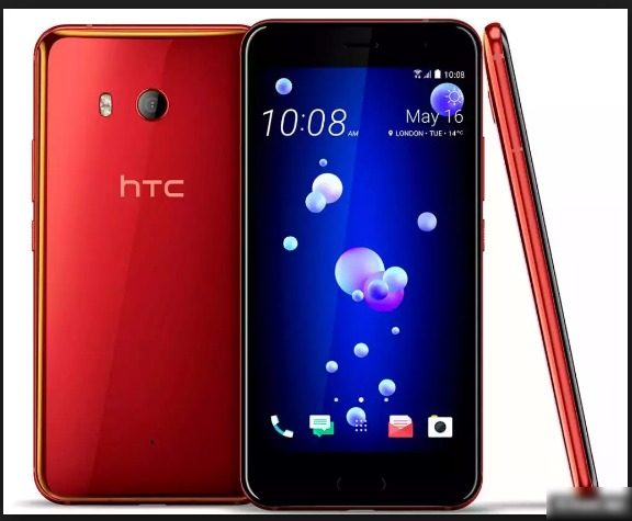 Solar Red HTC U11 Is Now Available In The US For Pre-Order