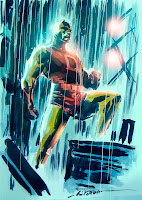 Daredevil Yellow by mbreitweiser