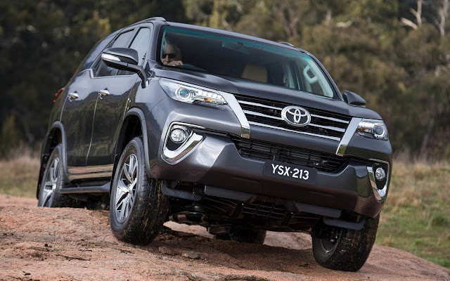 Hilux SW4 2016