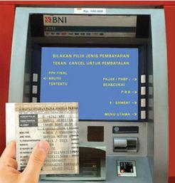 Cara Bayar Pajak Kendaraan Bermotor di ATM BNI