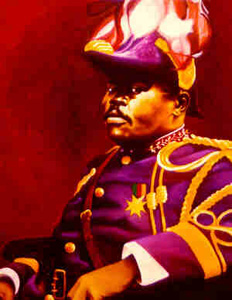 marcus garvey flag