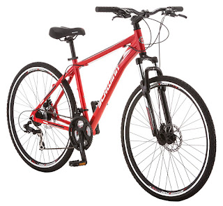Schwinn GTX 2.0 700c Men's Dual 18 Sport Bike, image, review features & specifications