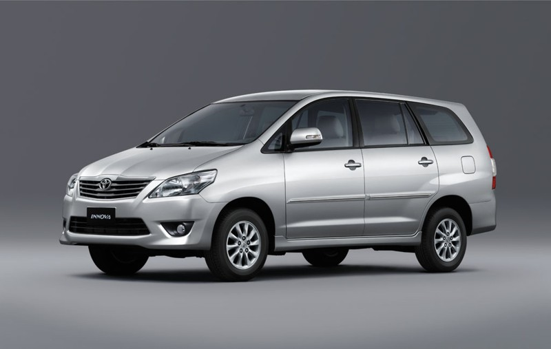 Toyota Launches 2012 Innova Philippine Car News Car